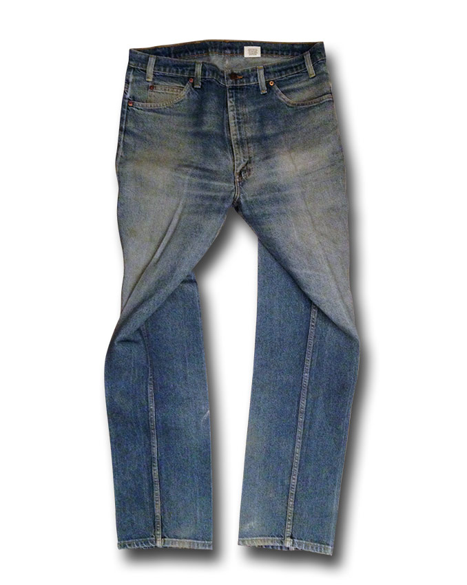 Jimmy's Levis pants