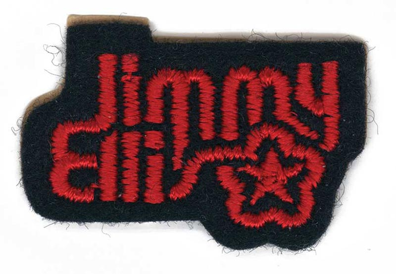 Jimmy Ellis Denim Patch