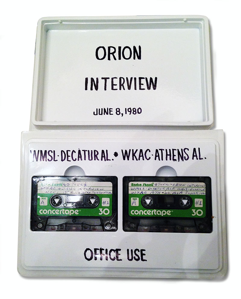 Radio Interviews - Office use