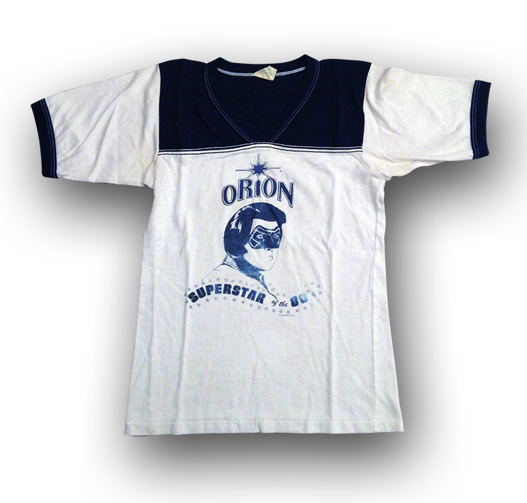 Orion - Superstar Of The 80's T-shirt