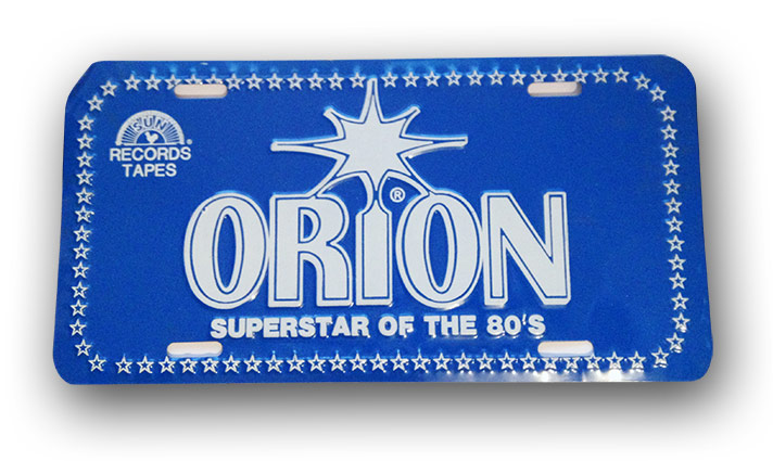 Orion Plate