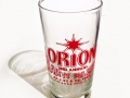 Orion Barn Party Glass 1983