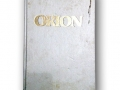 Signed 1st. Edition «Orion» book